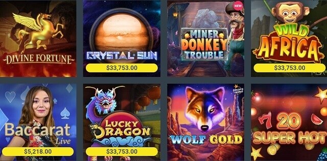 Codere Juegos de Casino