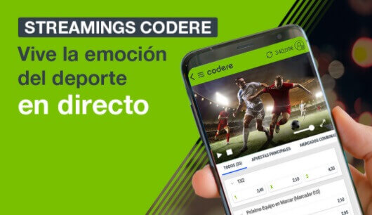 Codere Streaming